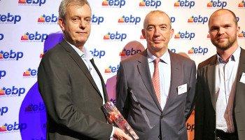 9 mars 2017 : EBP remercie ses partenaires