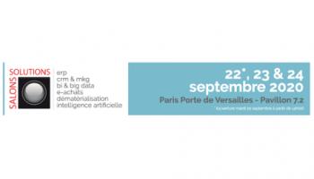 EVOGEST sera présent au salon Solutions ERP 2020