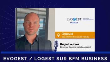 EVOGEST / LOGEST, partenaire certifié EBP PE et PME sur BFM BUSINESS