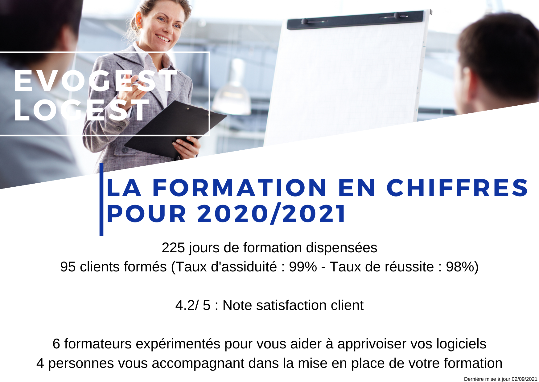 chiffre formation
